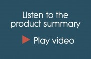 Play the anxiety treatment product summary video